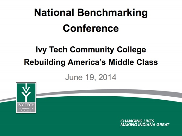 The Community College: Rebuilding America�s Middle Class